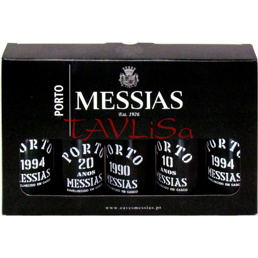 Porto Messias(2.) Sada krabička 50ml x5 miniatura